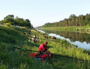 Zawody Spławikowe 25.05.2019 Kanał Żerański