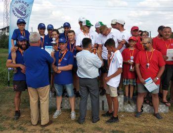 III Miejsce Drużynowo na Mistrzostwach Okręgu Mazowieckiego w Wędkarstwie Spławikowym