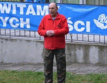 Z przykrością informujemy że zmarł nasz kolega, przyjaciel i długoletni działacz PZW Paweł Antoni Dębkowski